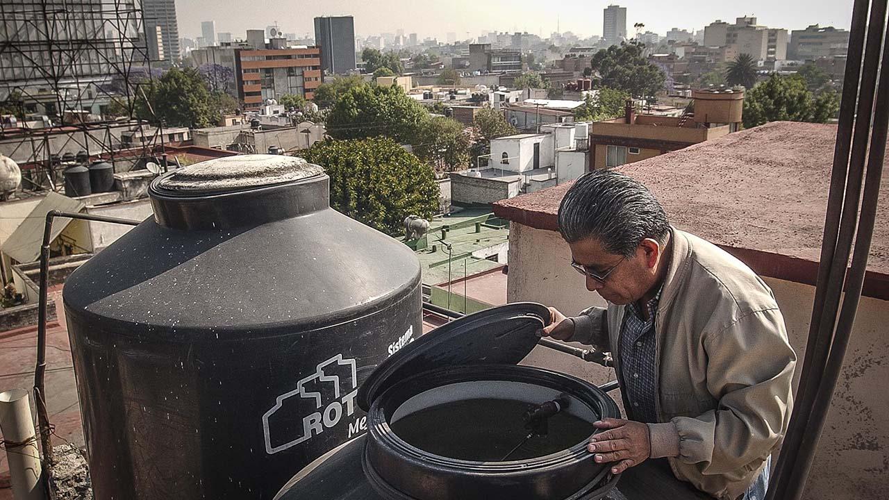 Inicia el megacorte de agua en el Valle de México