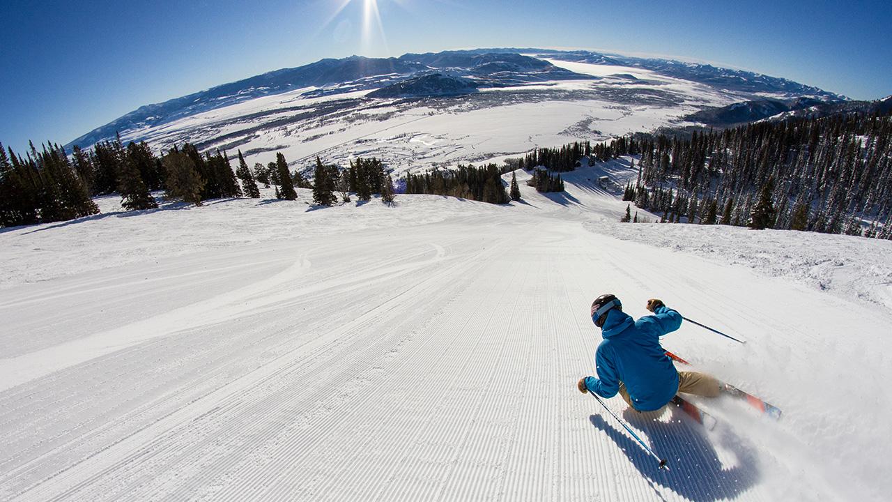 El equipo perfecto para los amantes del esquí