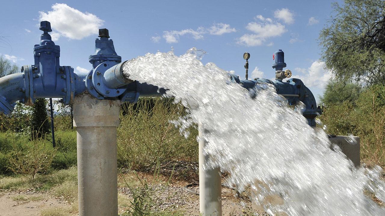 Destinarán 25 mdp al sistema hídrico del Valle de México