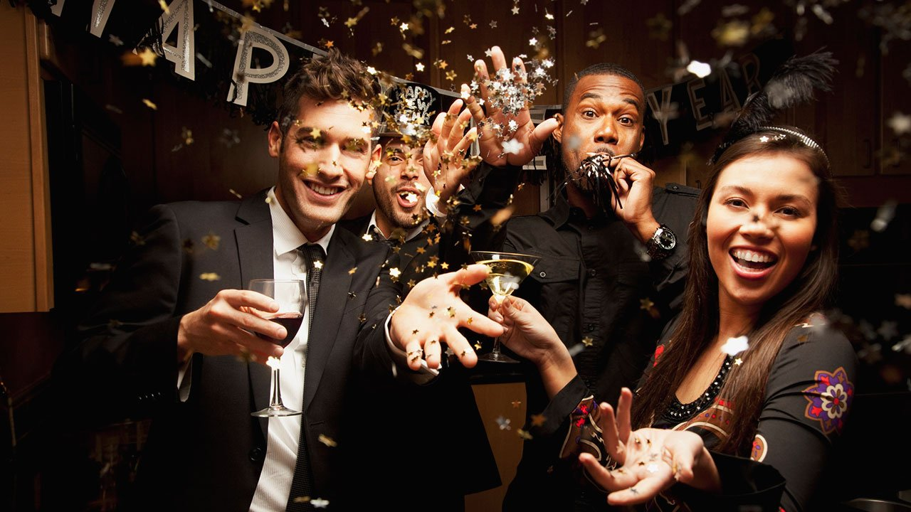 Cuida tu imagen en la fiesta de fin de año de tu empresa