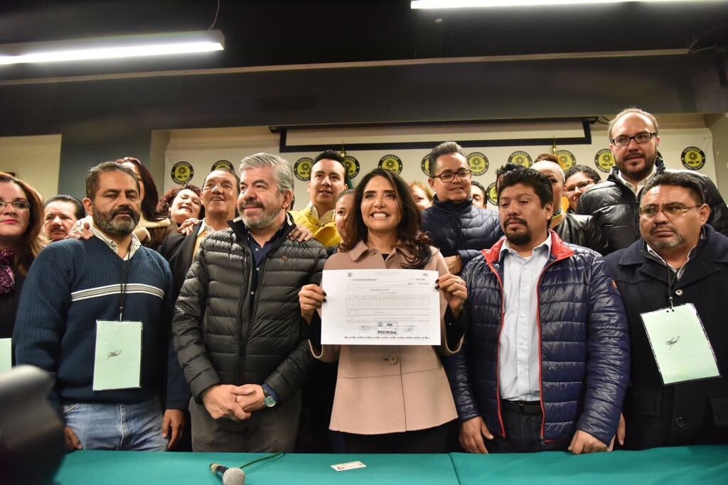 Barrales, Chertorivski y Ahued van por precandidatura del PRD para gobernar la CDMX