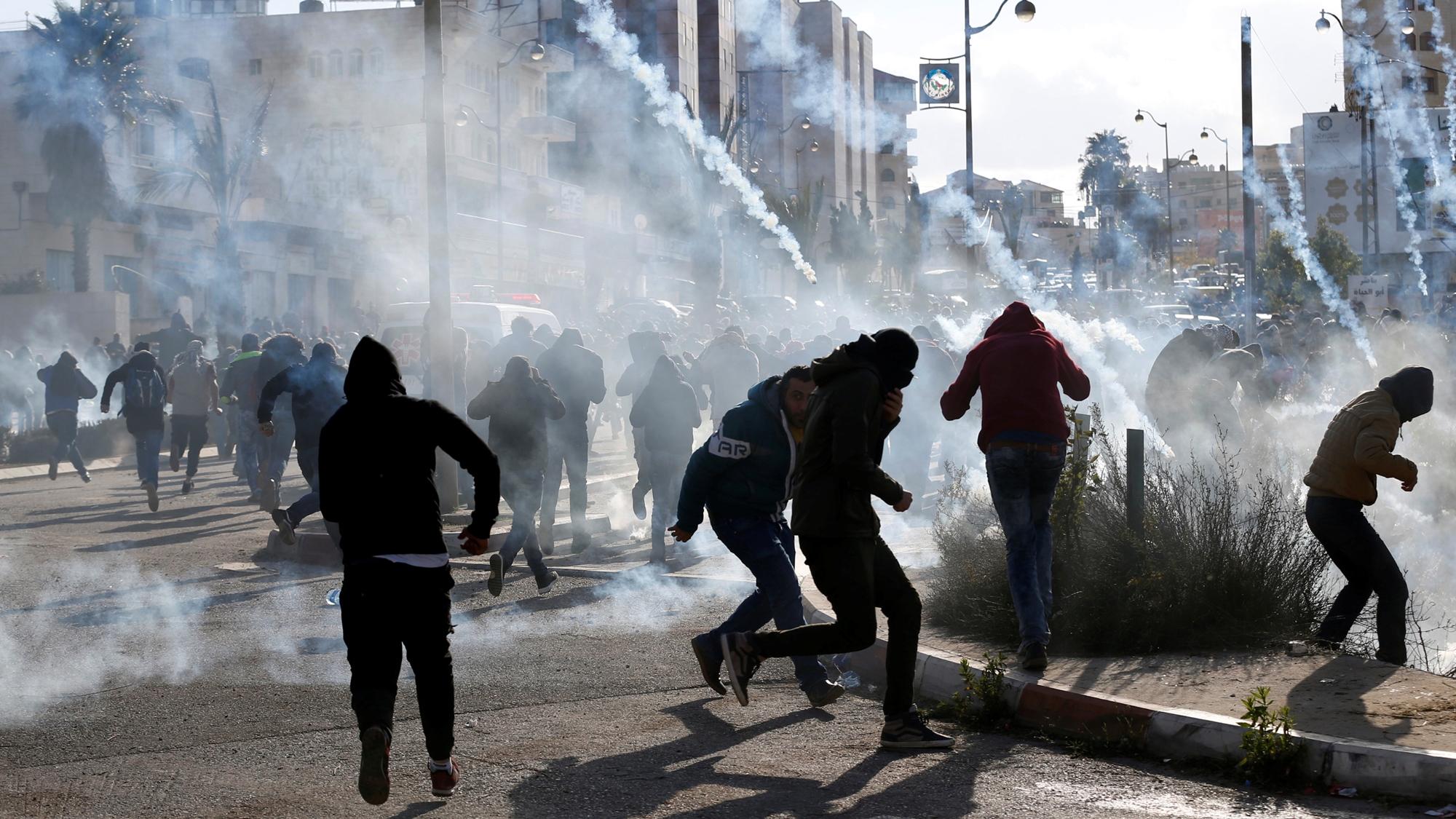ONU condena uso excesivo de la fuerza de Israel contra palestinos