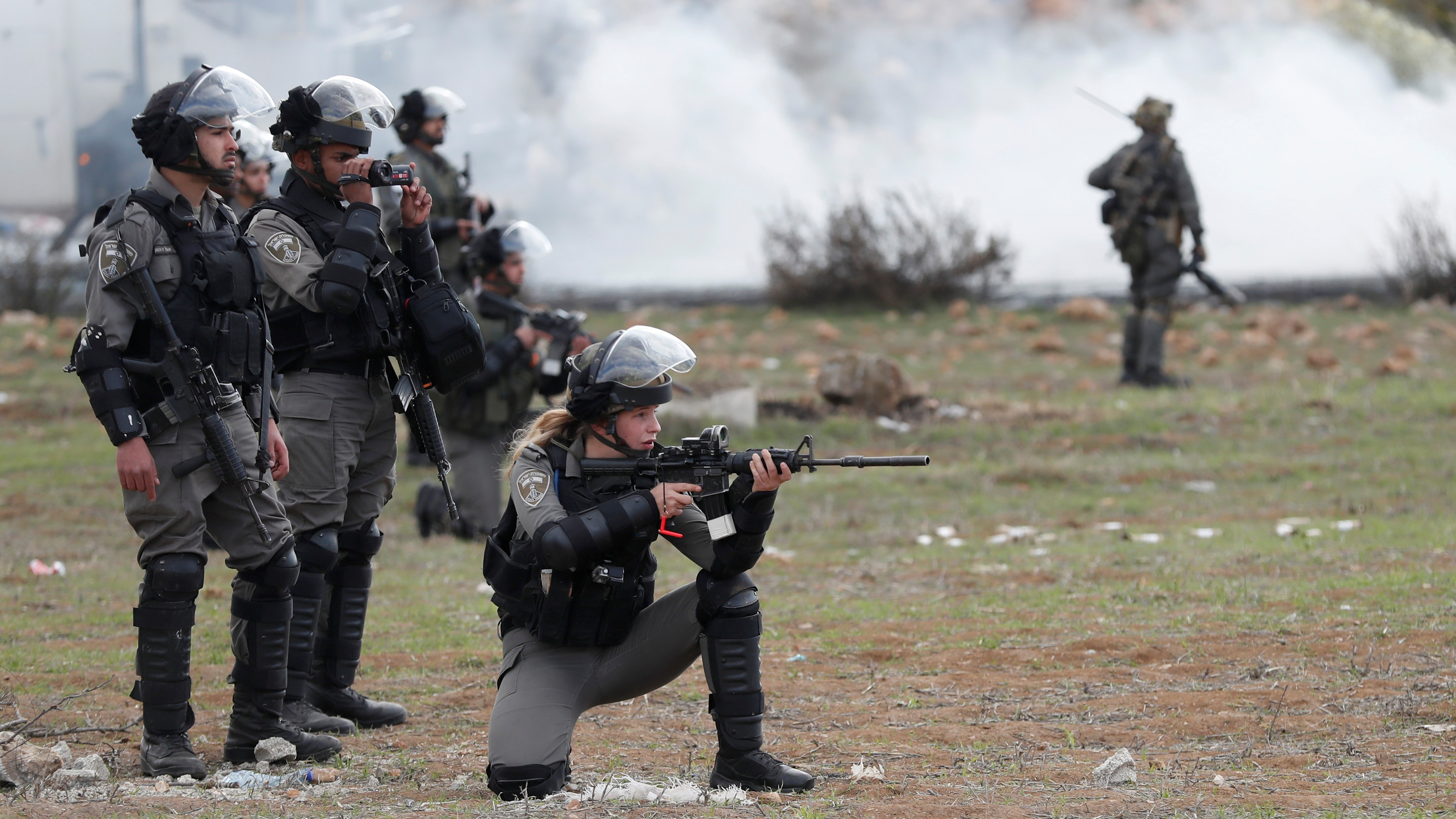 Joven palestino apuñala y mata a ciudadano estadounidense judío
