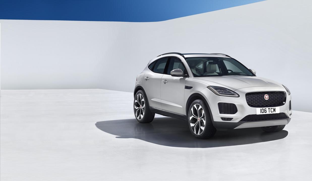 El cazador ha vuelto: Jaguar lanza el E-PACE