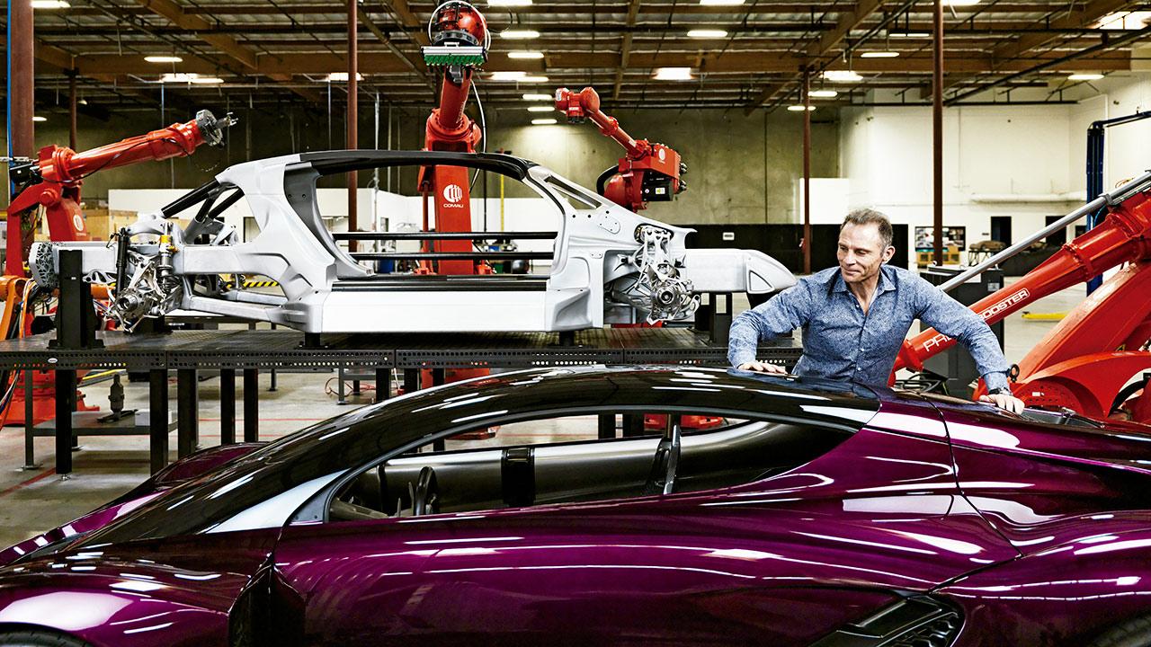 De la ficción a la realidad, esta empresa imprime sus autos y motos en 3D