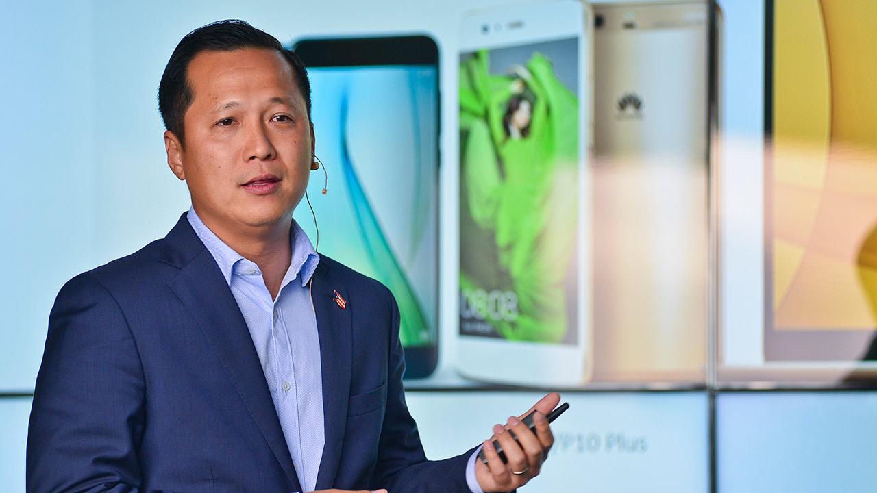Huawei presume su conquista en Costa Rica