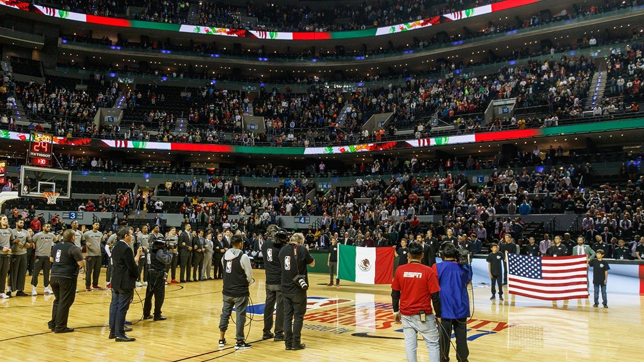 La NBA ya tiene quién la vista en México