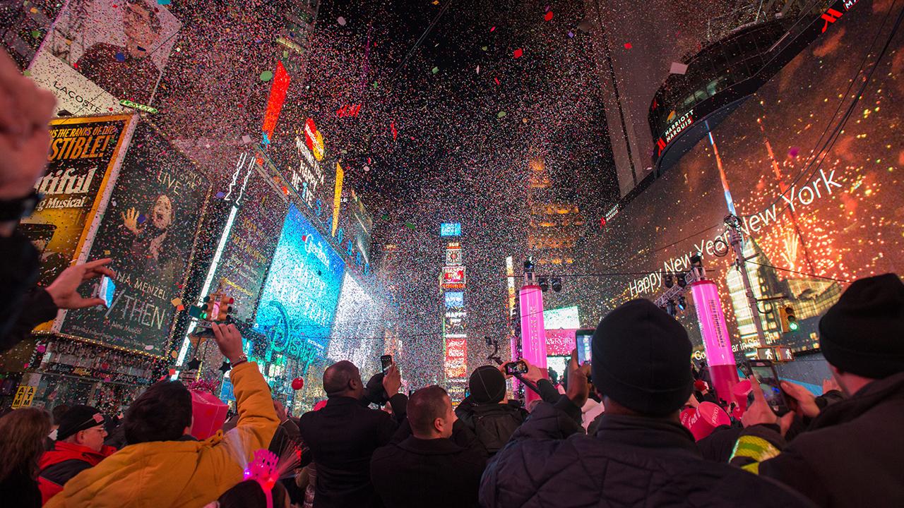 Guía definitiva para recibir el 2018 en Nueva York
