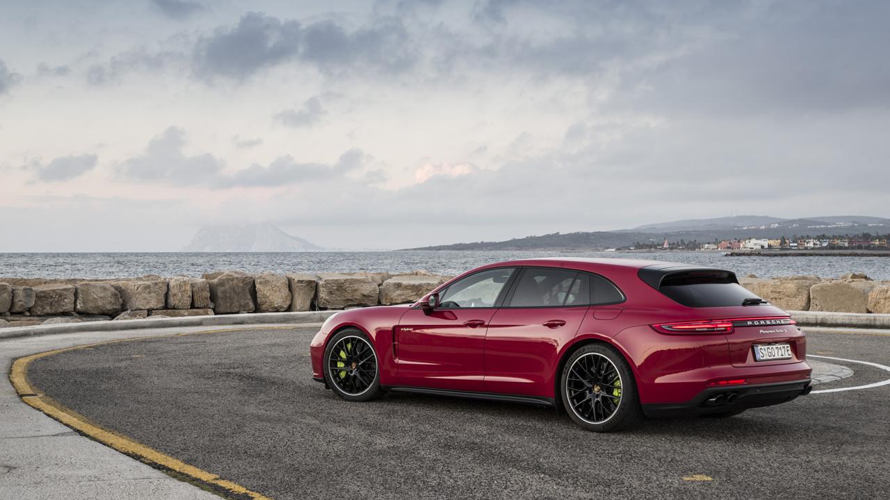 El arte de la ingeniería Porsche detrás del Panamera