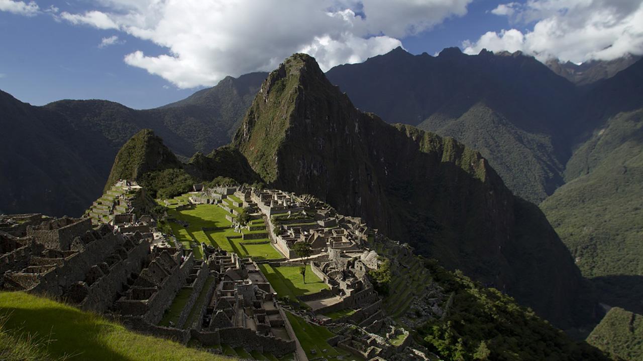 Choque de trenes en Machu Picchu deja dos heridos