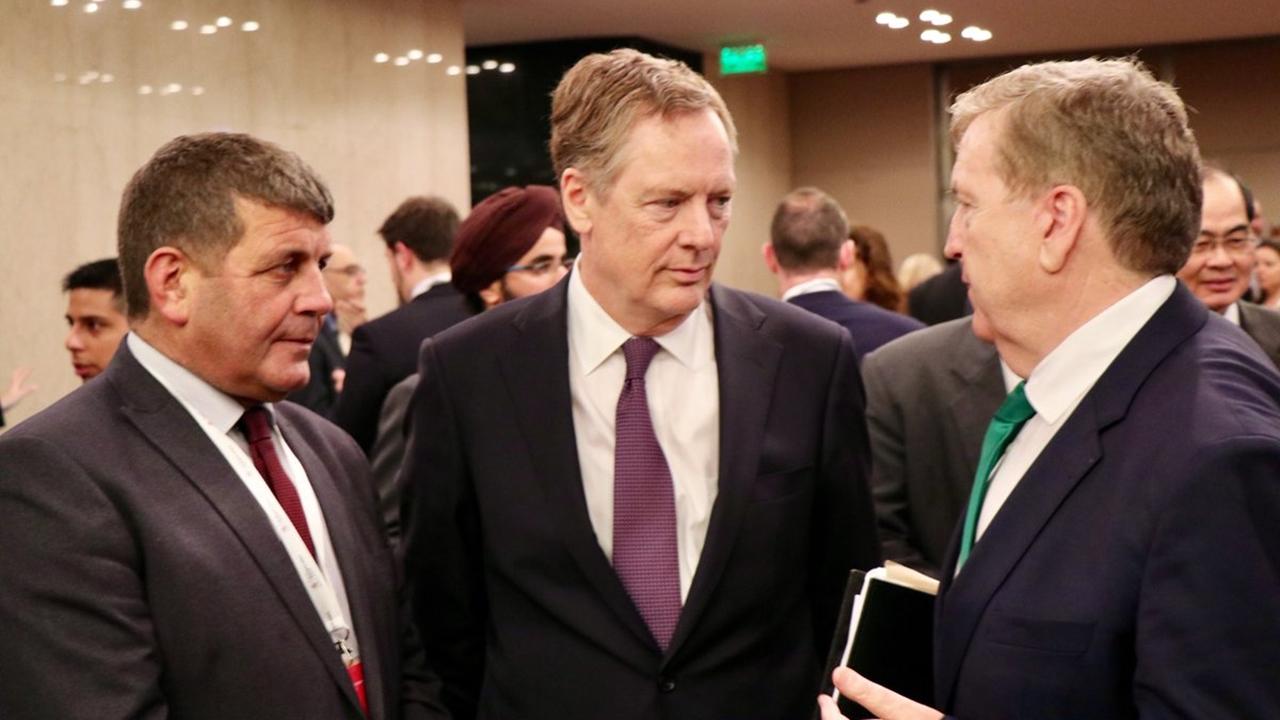 Ford y GM se reúnen con funcionarios de Estados Unidos por TLCAN