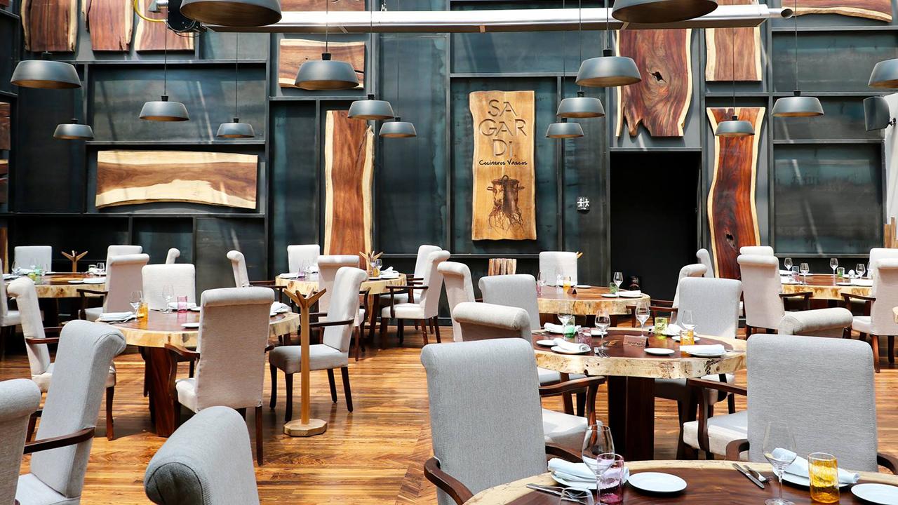 Restaurantes de gastronomía española en la Ciudad de México