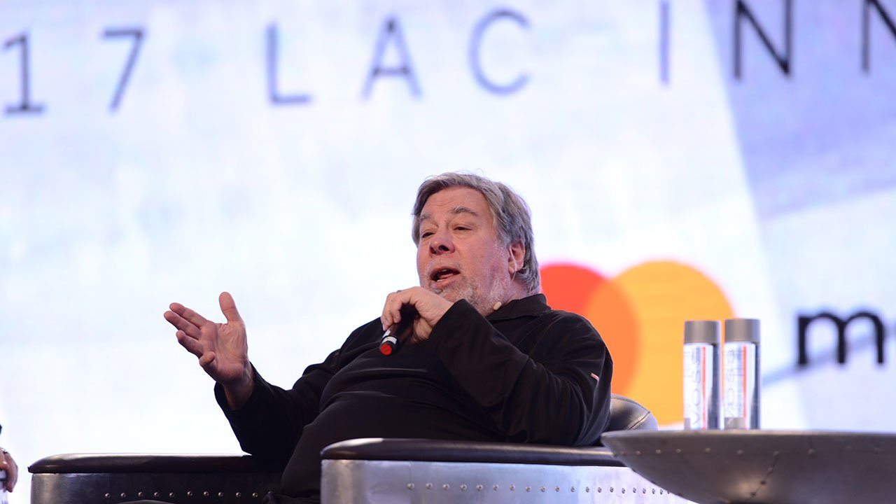 Steve Wozniack vendrá a México en octubre