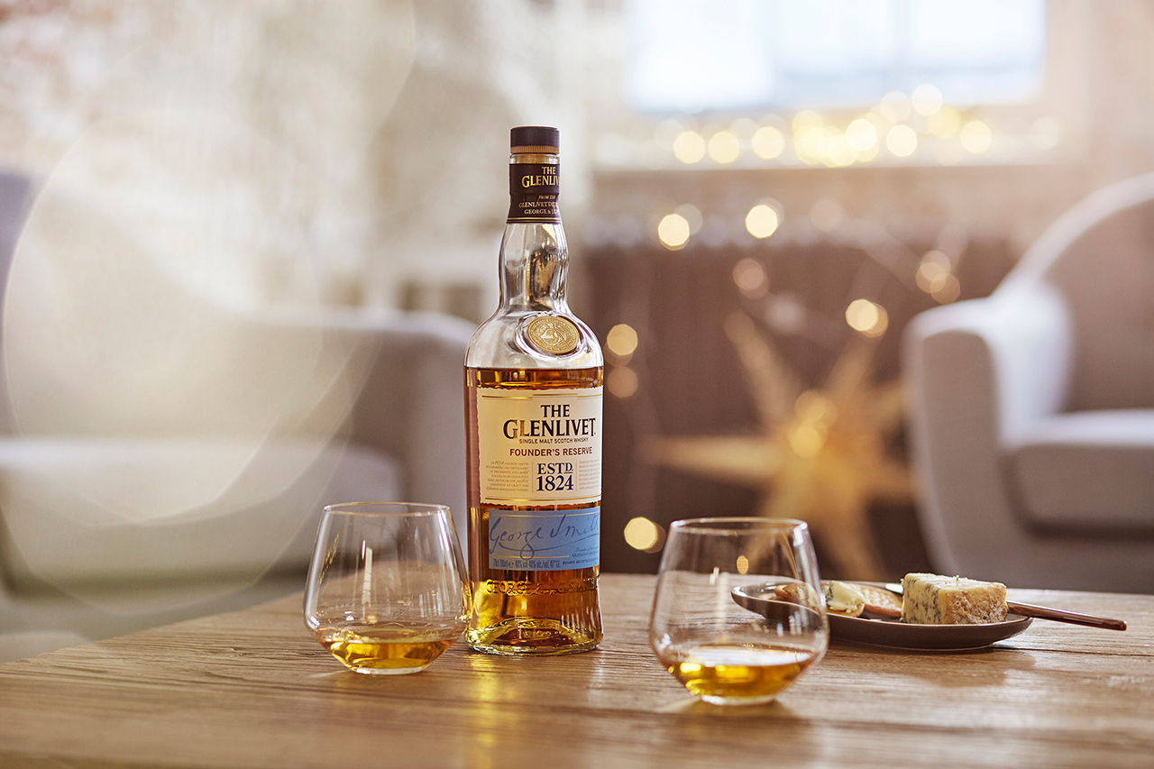The Glenlivet, el verdadero whisky de una sola malta