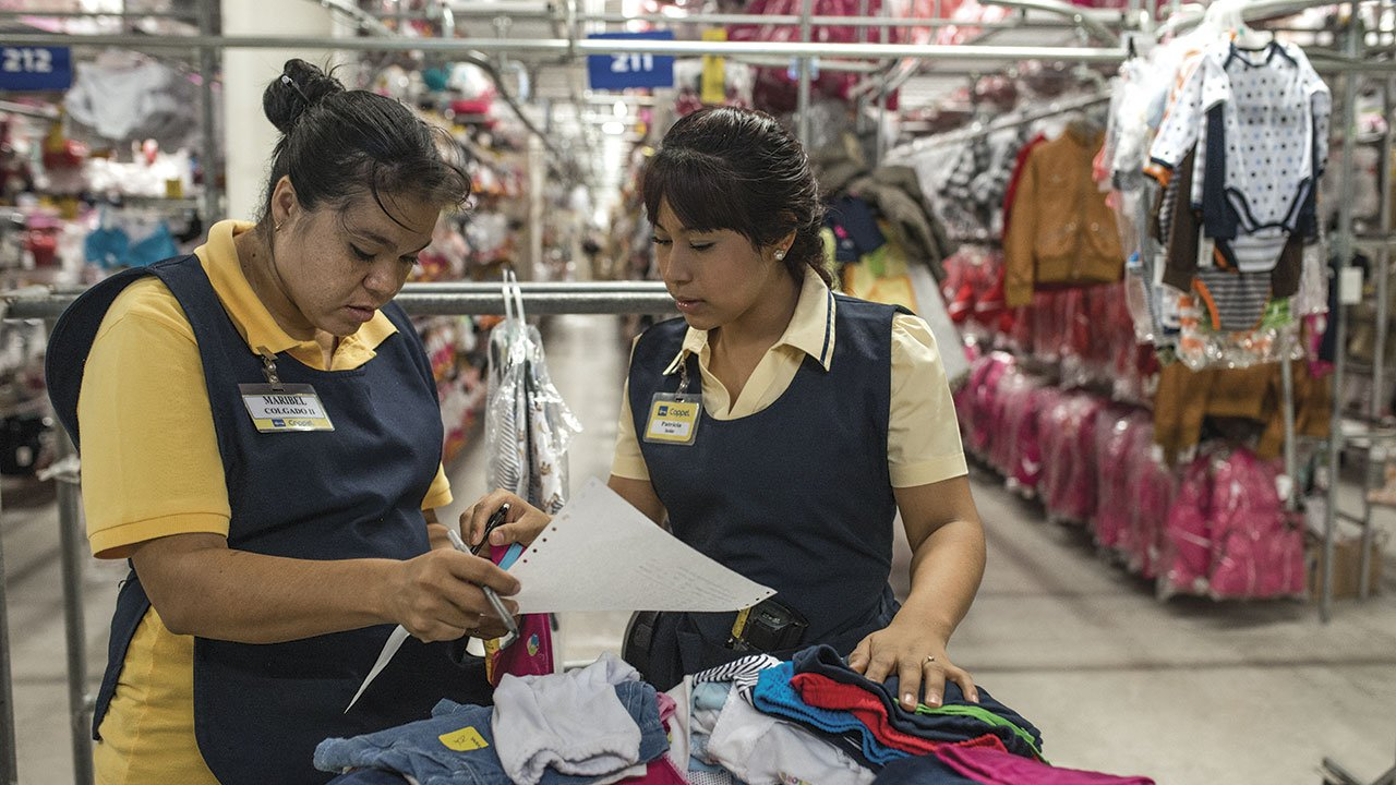 La fuerza laboral femenina en Centroamérica
