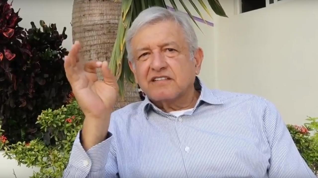 AMLO ofrece transmitir serie sobre populismo si revelan quién lo financió