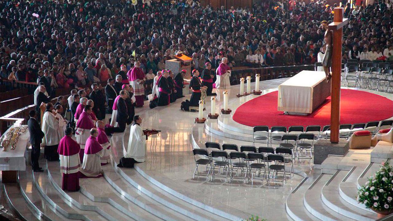 Francisco nombra a nuevo arzobispo primado de México
