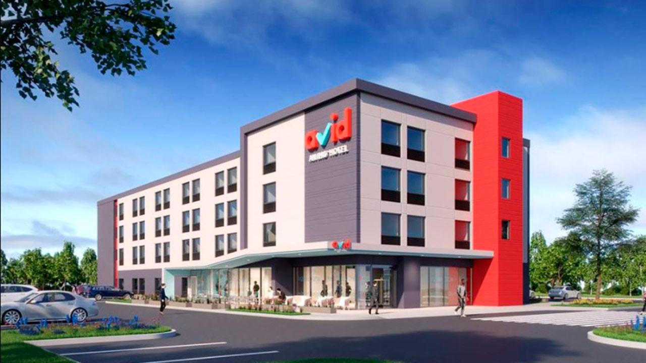 IHG inicia la construcción de un hotel de su marca avid en EU