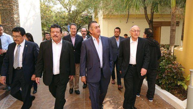 Jaime Rodríguez 'El Bronco' pide licencia para dejar gobierno de Nuevo León