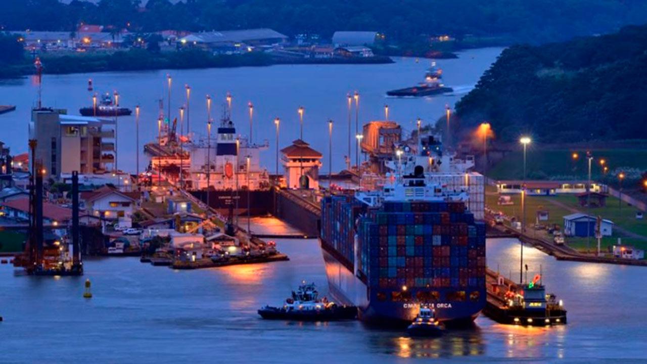 Canal de Panamá cierra su año fiscal con incremento de 9.5%