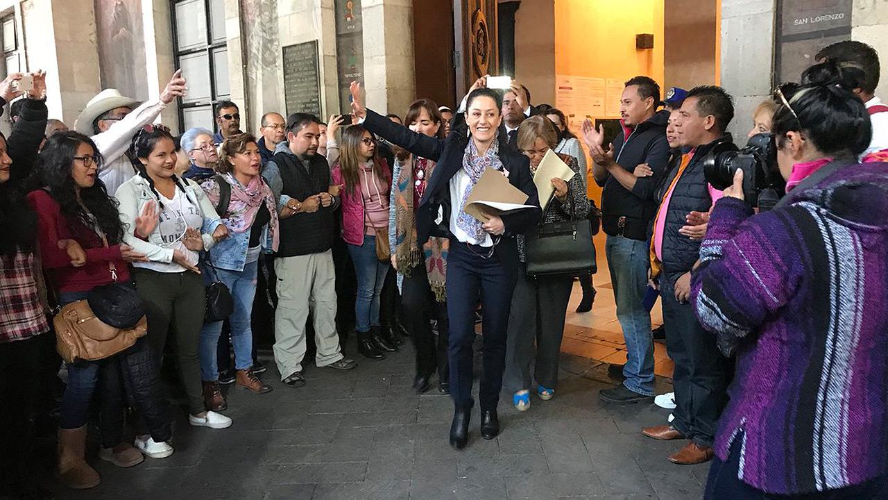 Claudia Sheinbaum dejará cargo en Tlalpan el 5 de diciembre
