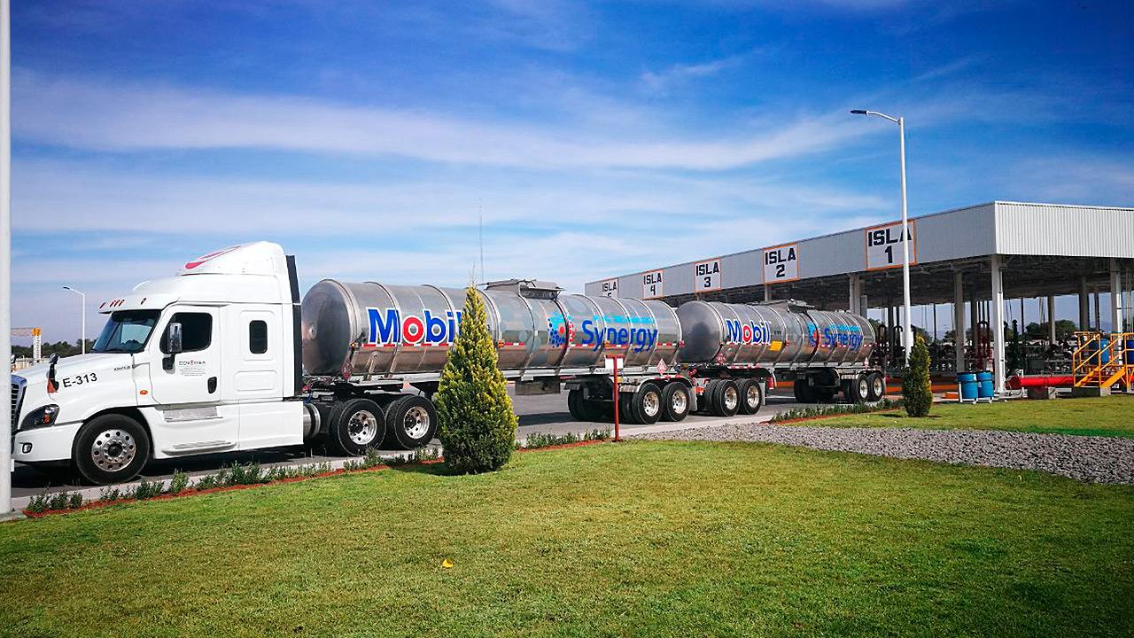 ExxonMobil tendrá 17 gasolineras en Guanajuato
