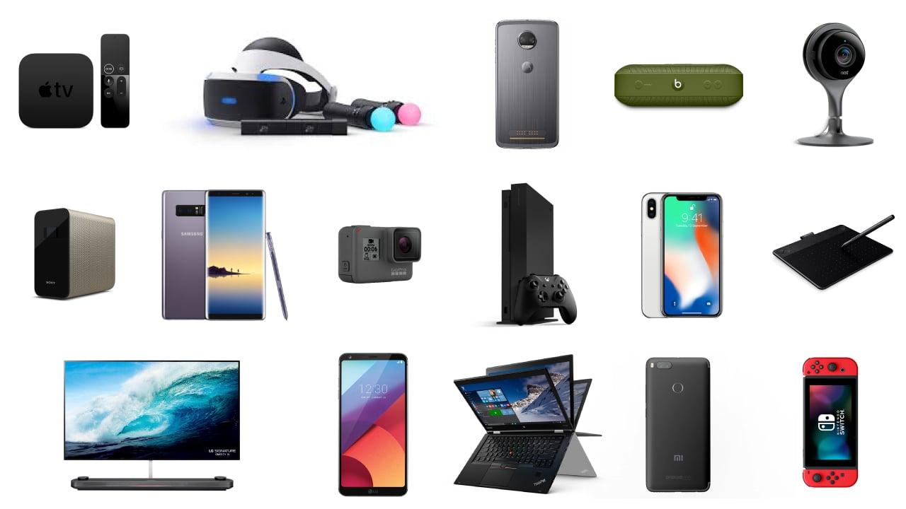 Guía de regalos Forbes 2017 – Gadgets Edition