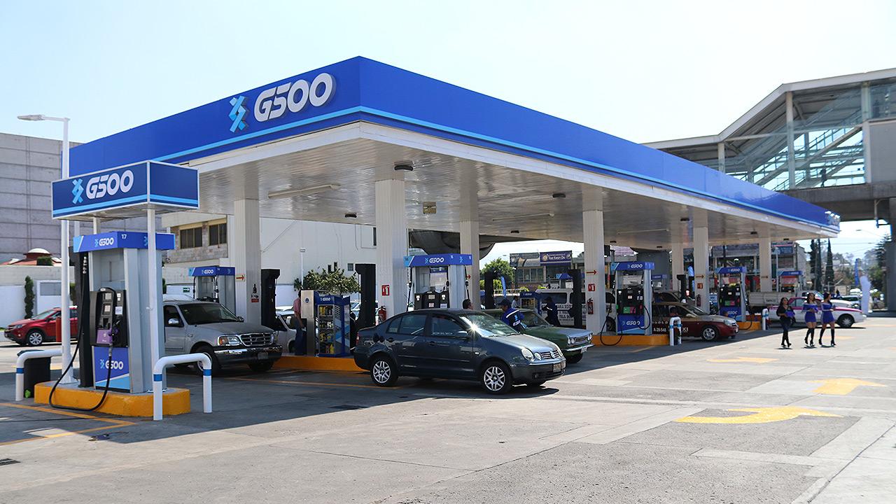 G500  Network ya tiene 200 gasolineras en México