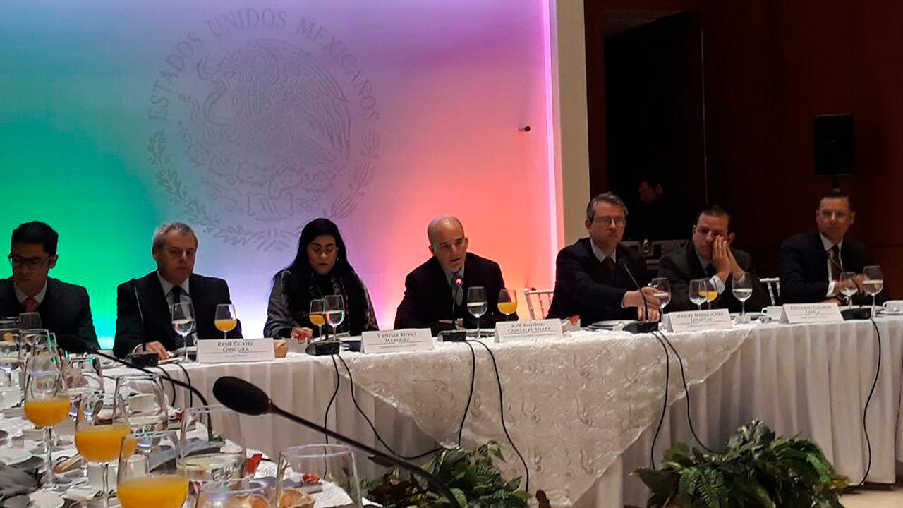 SHCP dice que será cautelosa ante reforma tributaria de EU