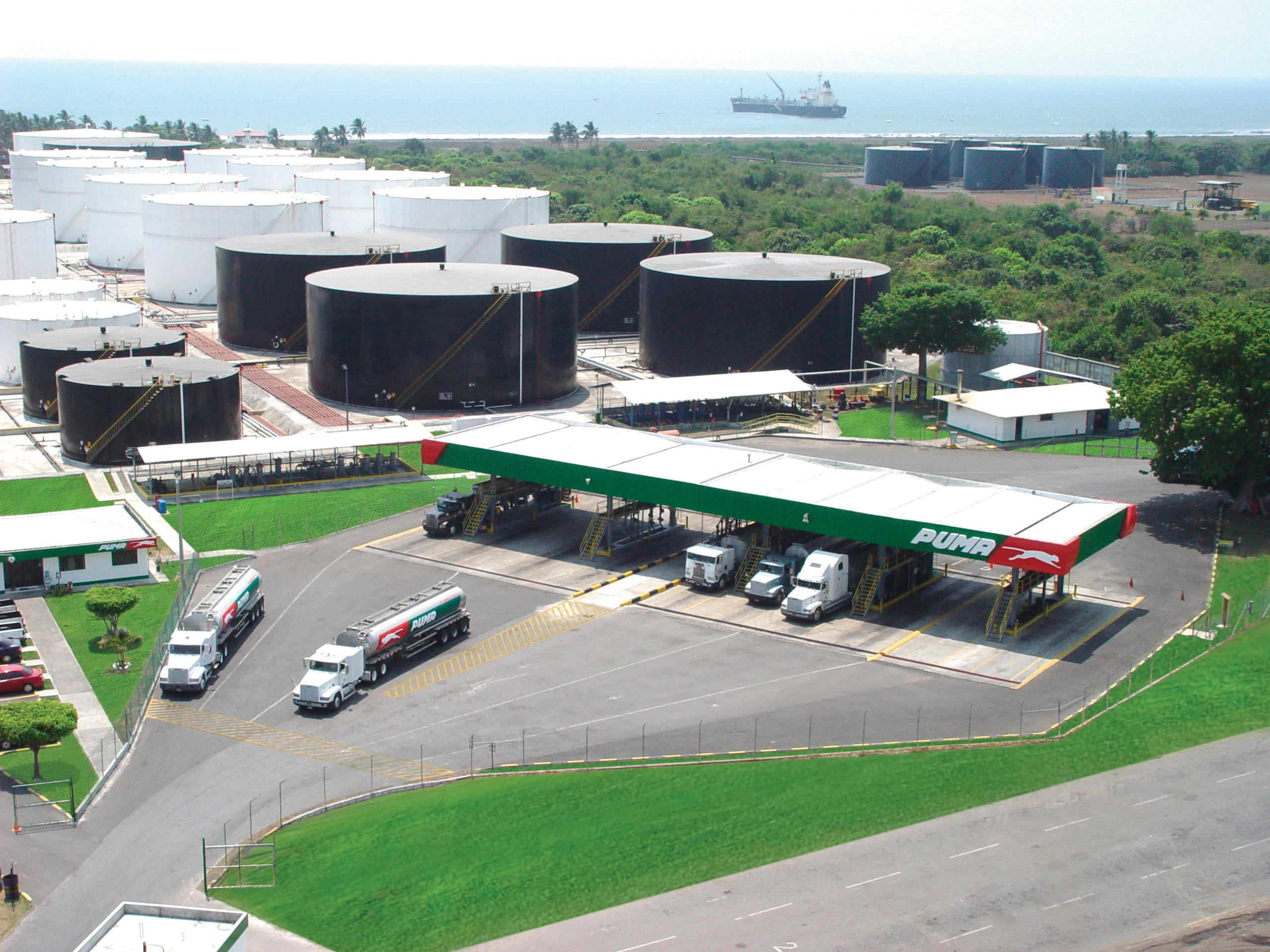 Puma Energy apoya a Puerto Rico con 120,000 dólares