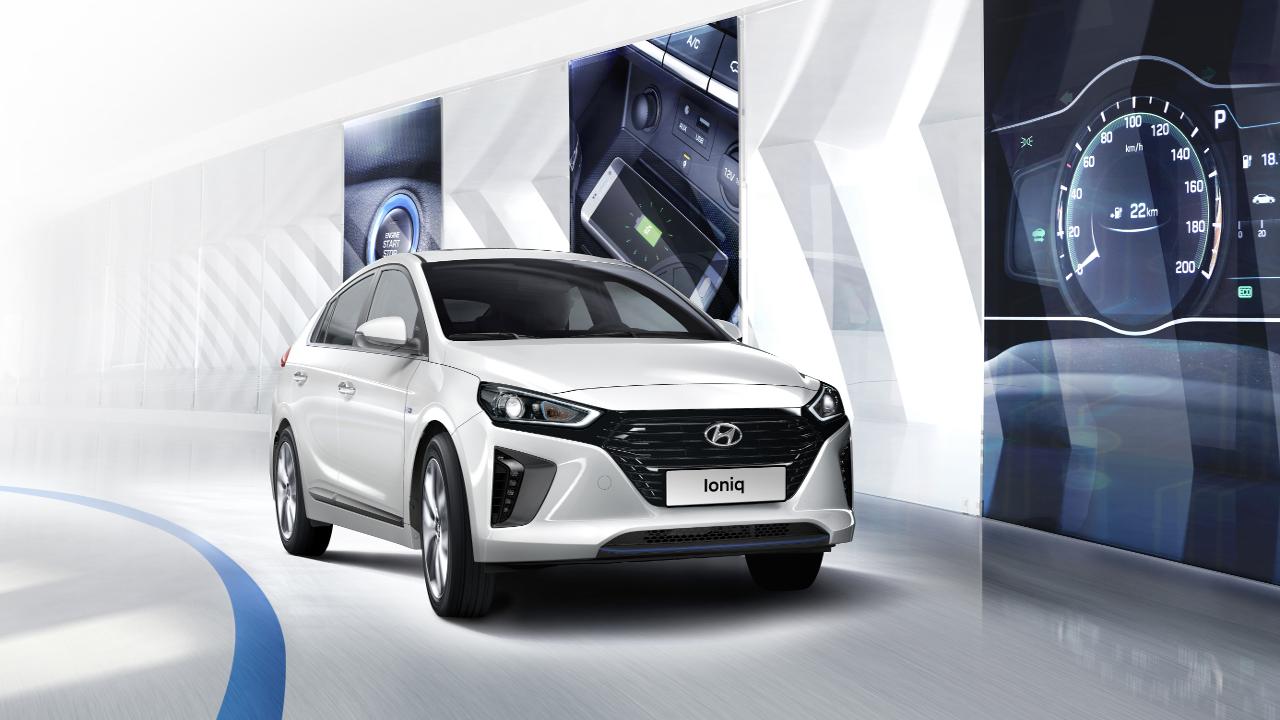 Hyundai Ioniq, vanguardia híbrida para el futuro