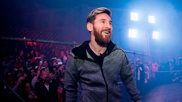 Leo Messi marcas de lujo