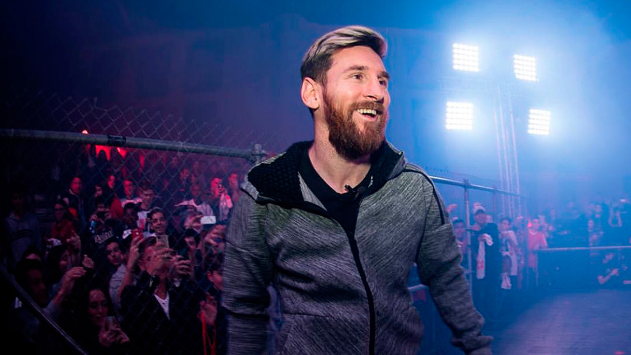 Estas son las marcas de lujo favoritas de Leo Messi