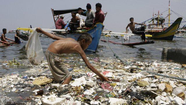 contaminación-plásticos-mares-océanos-covid-19-coronavirus