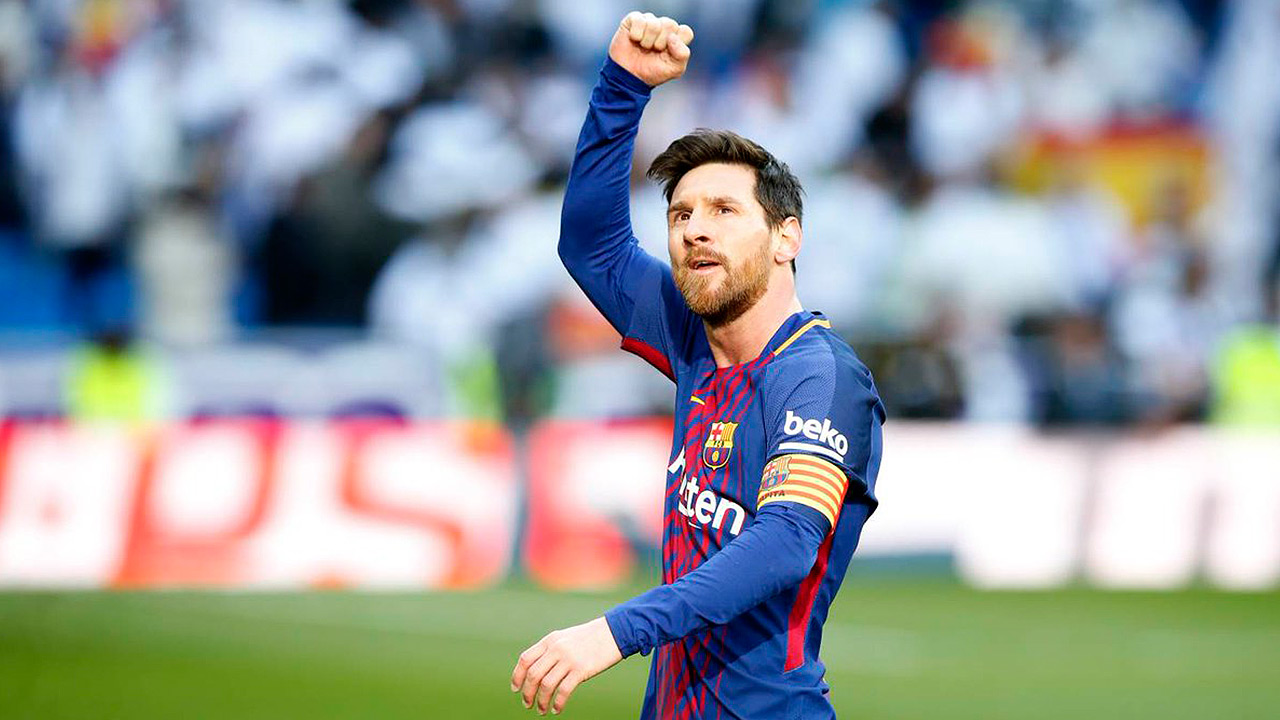 Messi cobrará 122 millones de dólares cada temporada hasta 2021