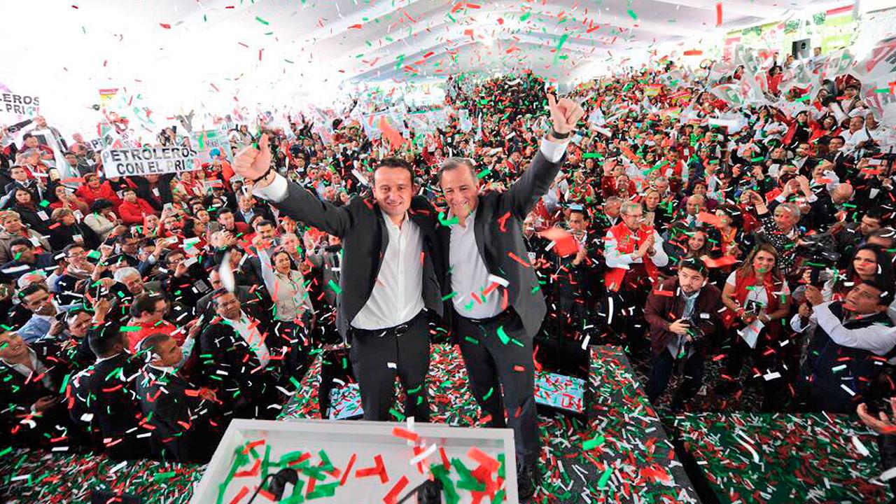Arriola registra precandidatura a Gobierno de la CDMX