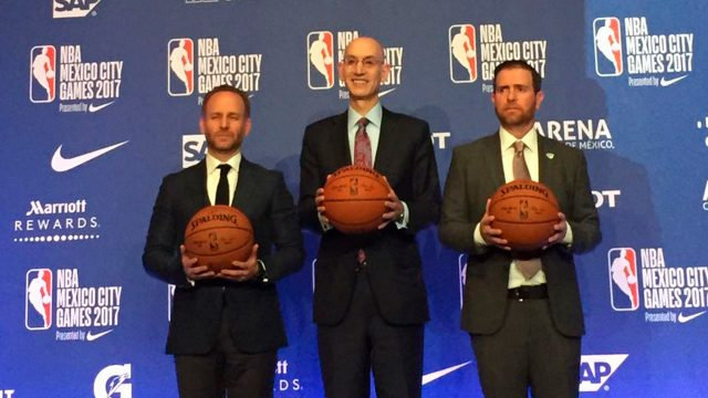 México tendrá NBA Academy y albergará equipo de la D-League
