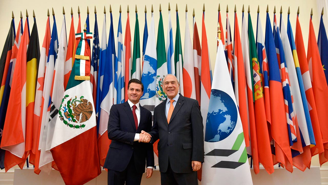 Es fundamental dar continuidad a reformas en México: OCDE