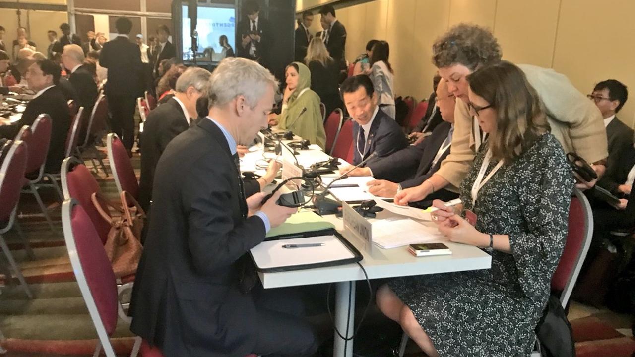 Cumbre de OMC en Buenos Aires fracasa en llegar a acuerdos