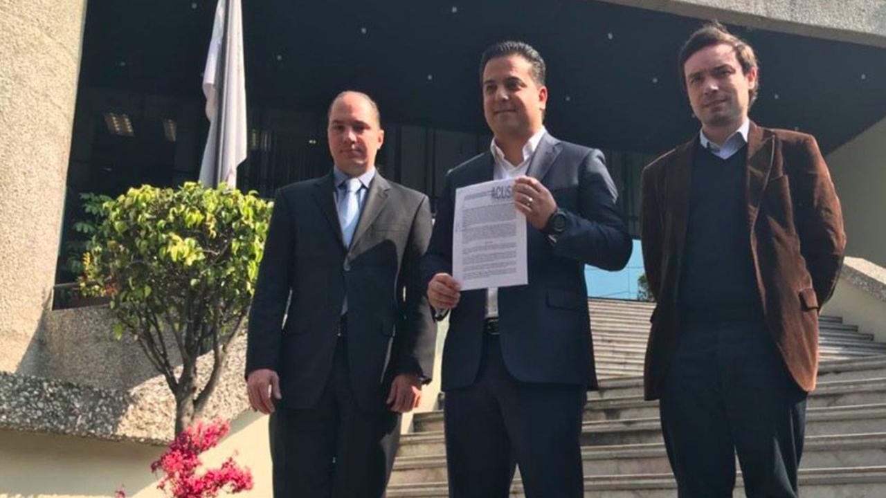 PAN denuncia ante la Fepade desvío de recursos de la SHCP al PRI