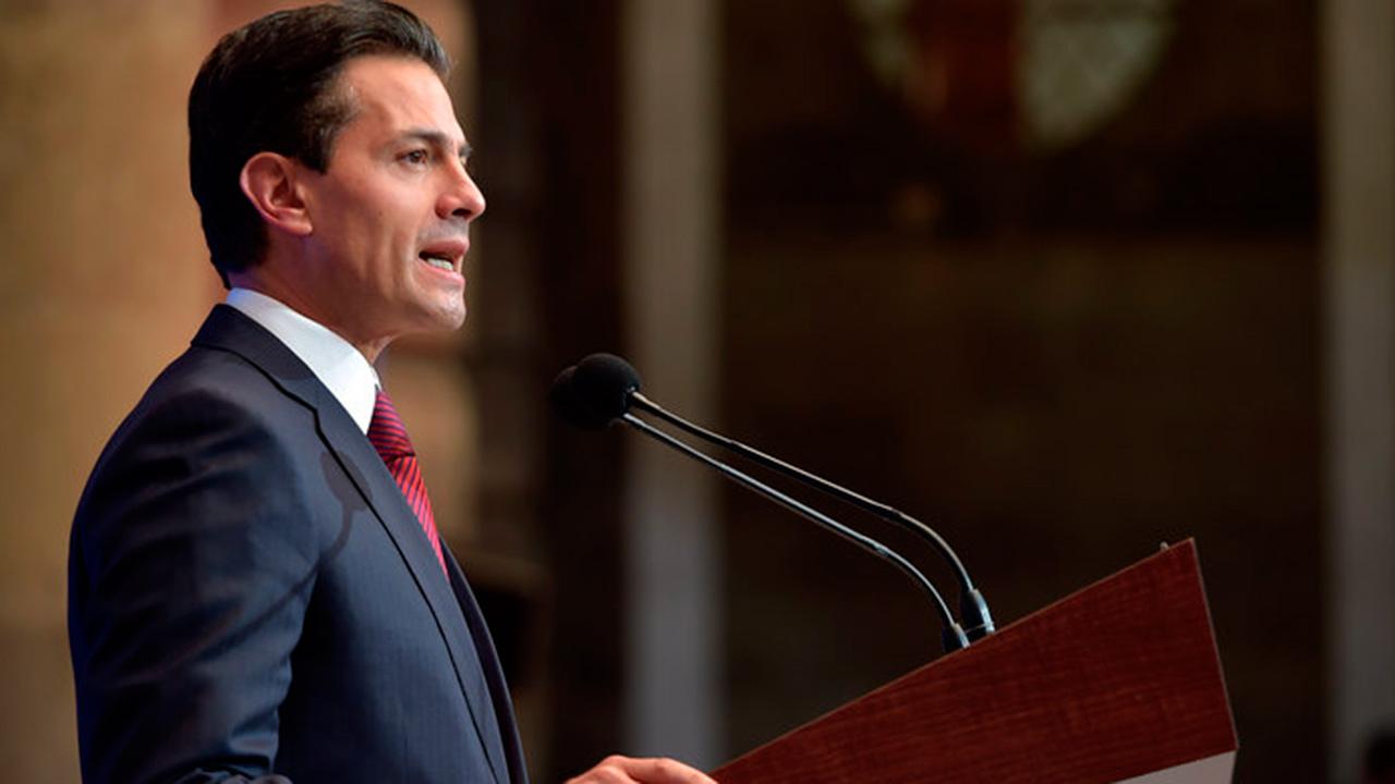 Peña Nieto felicita al nuevo presidente de Cuba