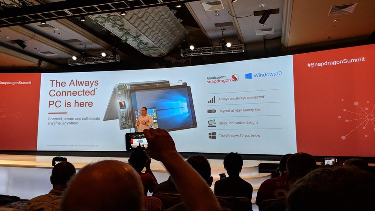 Qualcomm otorga a las PCs la conexión de los smartphones
