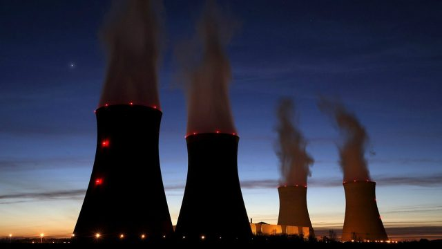 energia nuclear cementerio Alemania