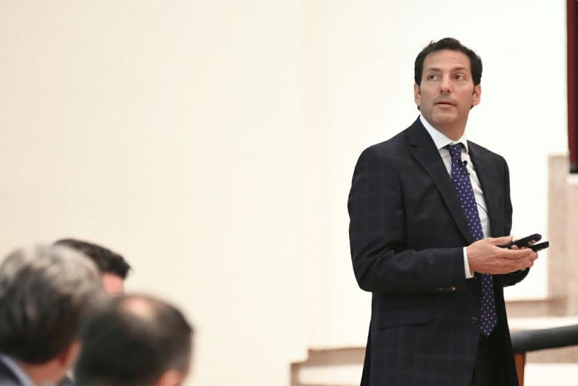 Gerardo Rojas será el nuevo CEO de Alsea México