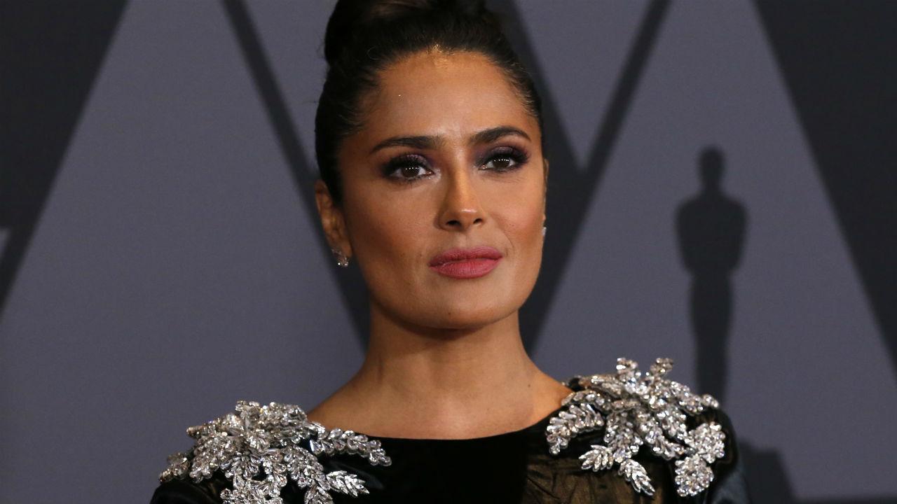 Harvey Weinstein también es mi monstruo: Salma Hayek