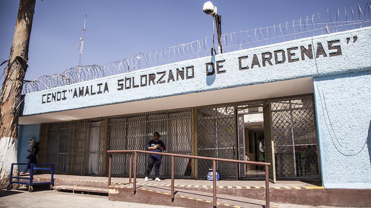 Penales femeniles, hogar de cientos de niños en México
