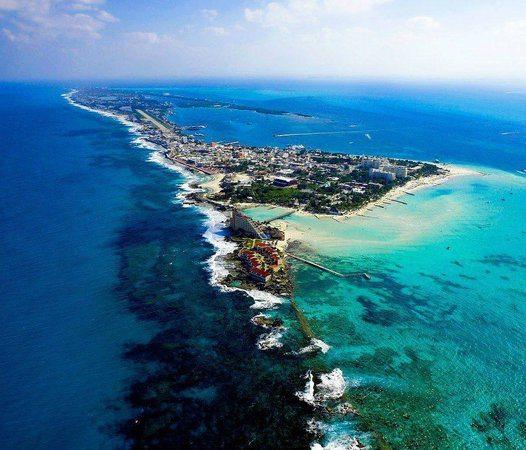 Viajeros reconocen a islas mexicanas entre las mejores de Norte América
