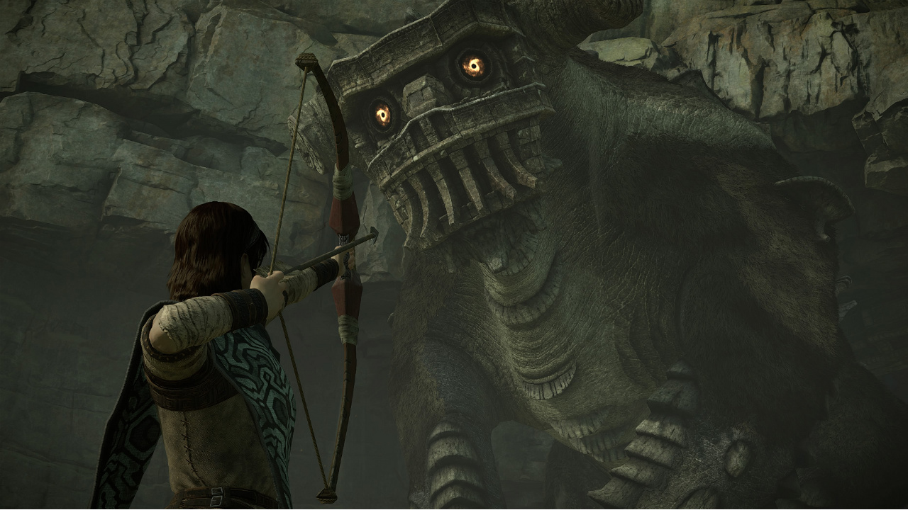 'Shadow of the Colossus' trasciende el tiempo