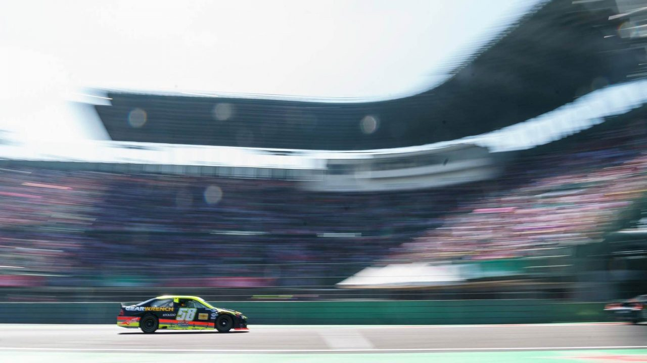 NASCAR México desea ser parte de reactivación económica con temporada 2020