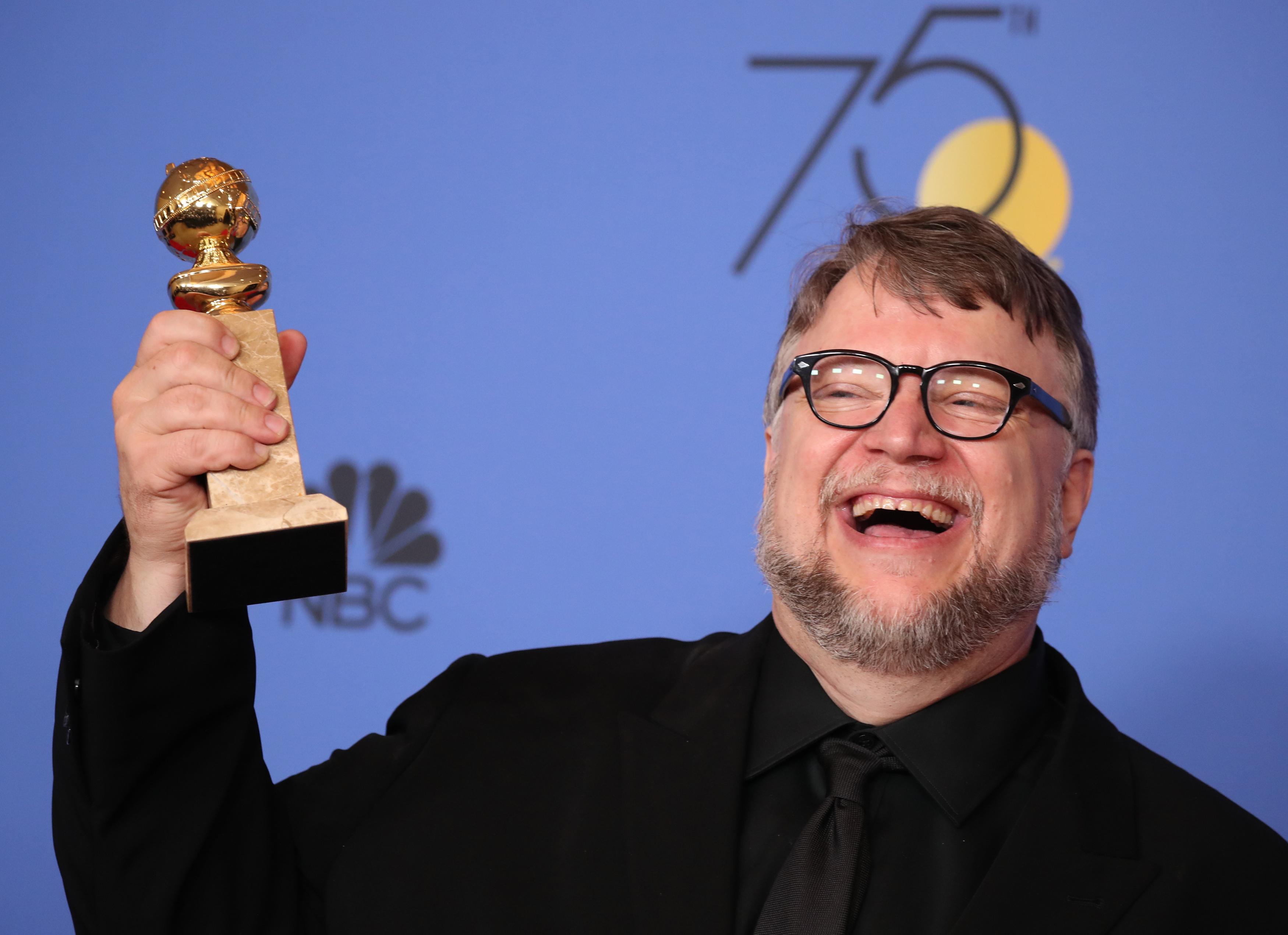 Guillermo del Toro se lleva el Globo de Oro como mejor director